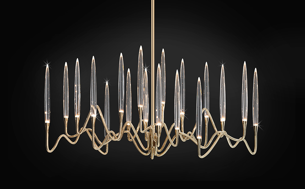 Il-Pezzo-3-Chandelier-18-lights-LED-gold